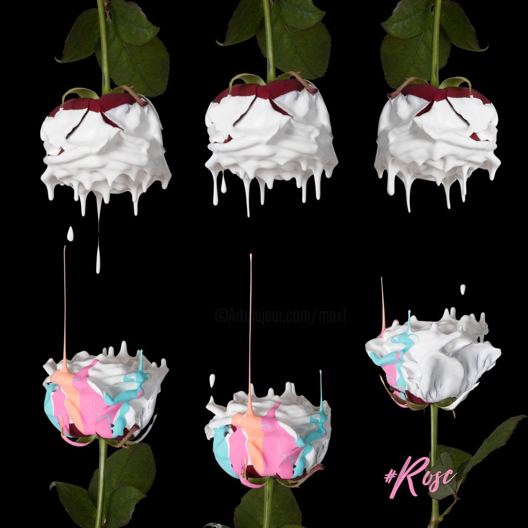 Maxl - Black Roses