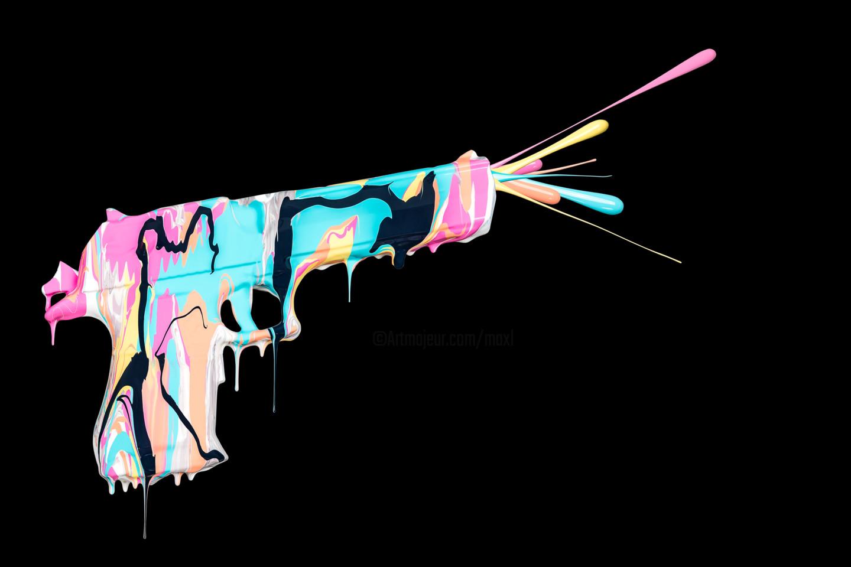 Maxl - Spray Gun