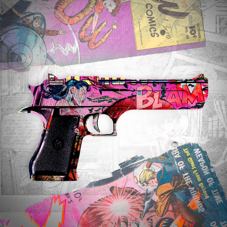 Maxl - Comics Gun